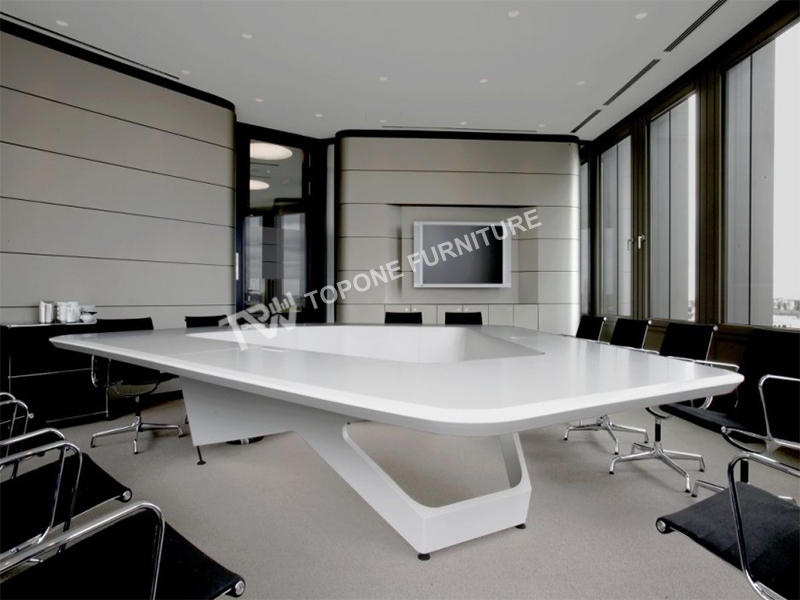 Special Design Fancy Meeting Table For Office Furniture(TPCT035)