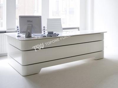 Office table furniture Small Stylishmodernexecutivedeskforofficeandhomeofficetpod071 Huzhou Sanchang Xinglong Furniture Factory Office Tabletopone Furniture Co Ltd